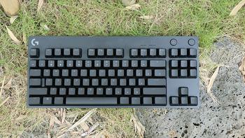 罗技G PRO X 游戏键盘细节展示(键帽 按键 线材 脚架)