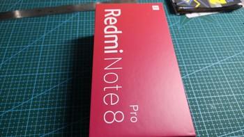 Redmi Note8 Pro外观图片(摄像头|配色|接口|卡槽|电源开关键)