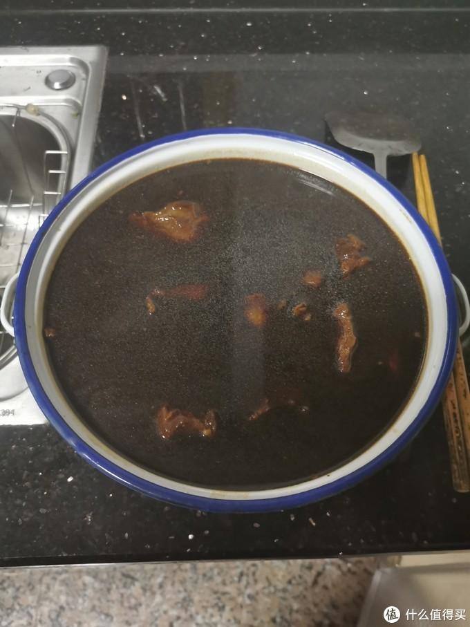 汤汁刚好莫过牛肉