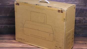 米家喷墨打印机图片展示(参数|产地|指示灯|安装|效率)