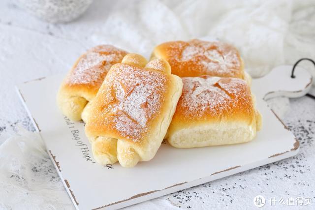 这是我做过最软的一款面包,香甜美味、入口即化,真的好吃到爆!