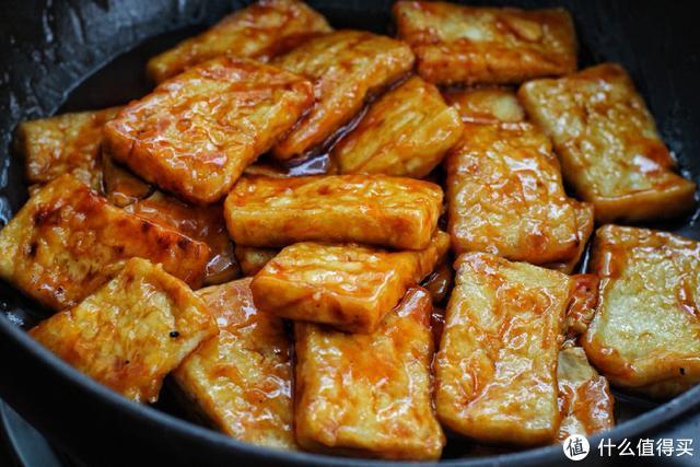 这才是豆腐最好吃的做法,色泽诱人、酸甜开胃,不试试保证你后悔