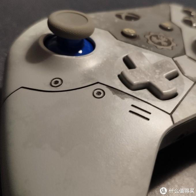 Xbox手柄《战争机器5》限定版开箱晒图