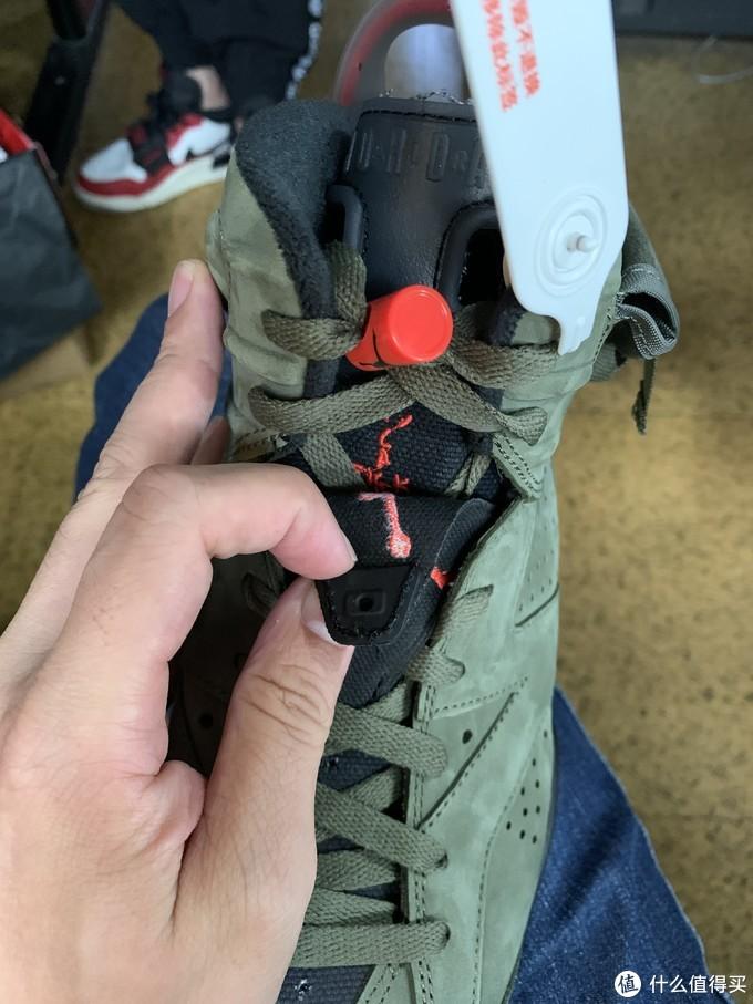 狠货来了,SNKRS上面买到的 Travis Scott x Air Jordan 6