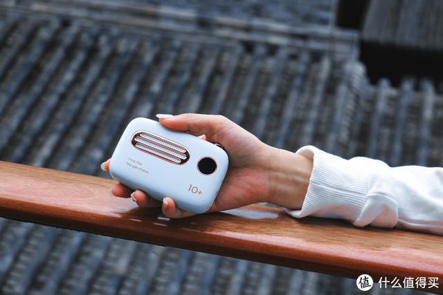 小巧便携还有高颜值,10000mAh知音系列移动电源