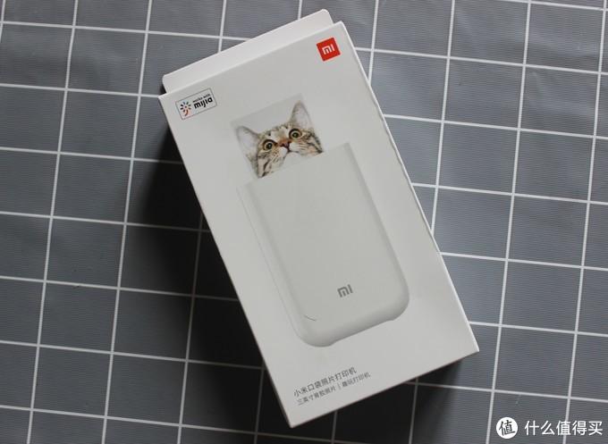 小米便携新玩具——口袋照片打印机