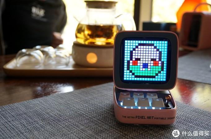 音箱跨界新玩法,不能打游戏的音箱不是好电脑,Ditoo像素蓝牙音箱