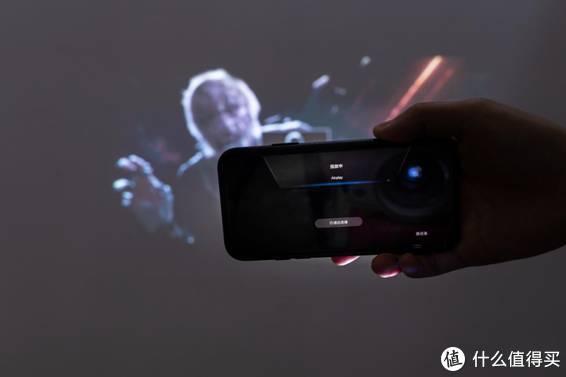 家用投影仪好还是电视好,双十一给我剁手新自由—明基i707智能家用投影仪