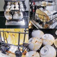 洗碗机功能评测(清洗|程序|烘干)