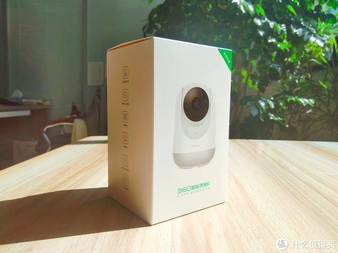 因为有AI,所有更强悍——360智能摄像机云台AI版开箱