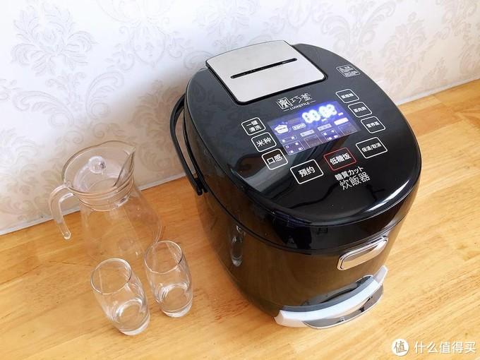 高糖米饭靠边站,巧釜脱糖养生电饭煲,有效降低米饭50%的含糖量
