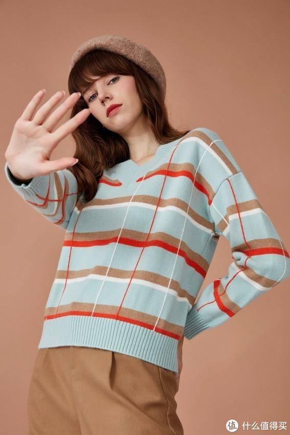 今秋毛衣,这2件正流行
