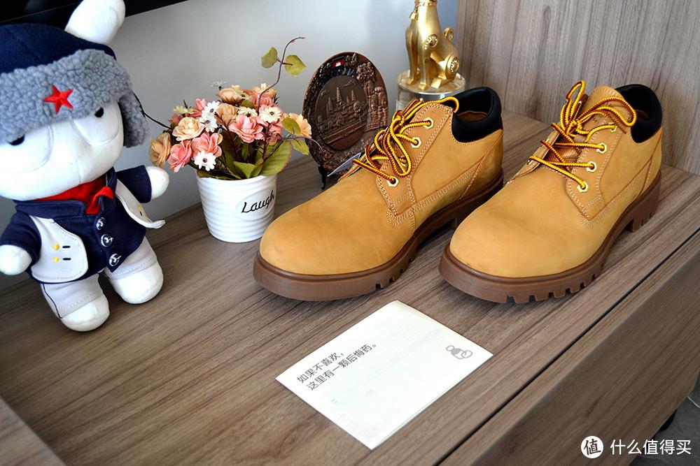 买皮鞋送后悔药?小米有品七面牛皮军旅工装鞋购买体验