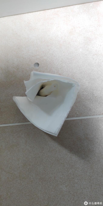 差点哭了,墙内主进水管打破修复过程。