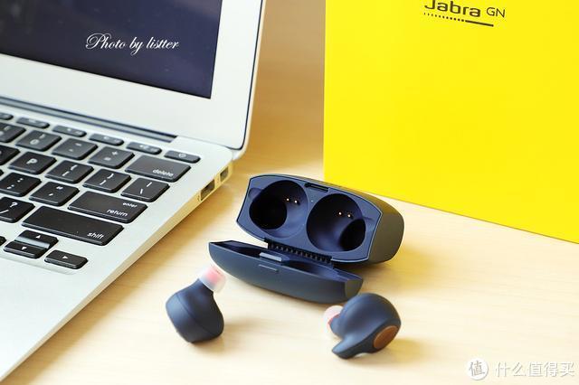 通话降噪+蓝牙双机连接,捷波朗Elite Active 65t真无线运动耳机