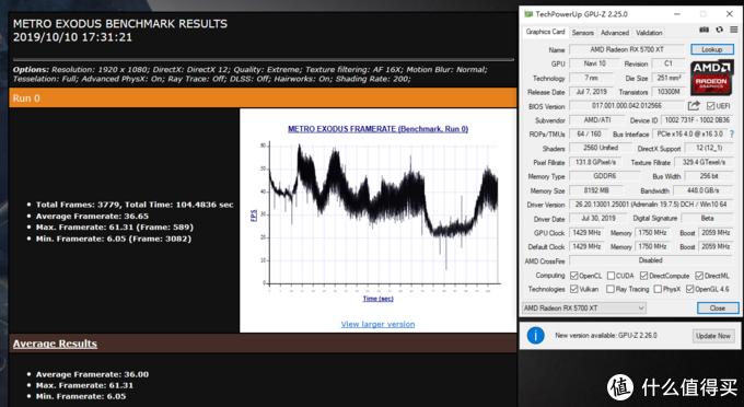 公版和顶级非公有多少差距—撼讯RX 5700XT 红魔与公版RX 5700XT全方位对比测试