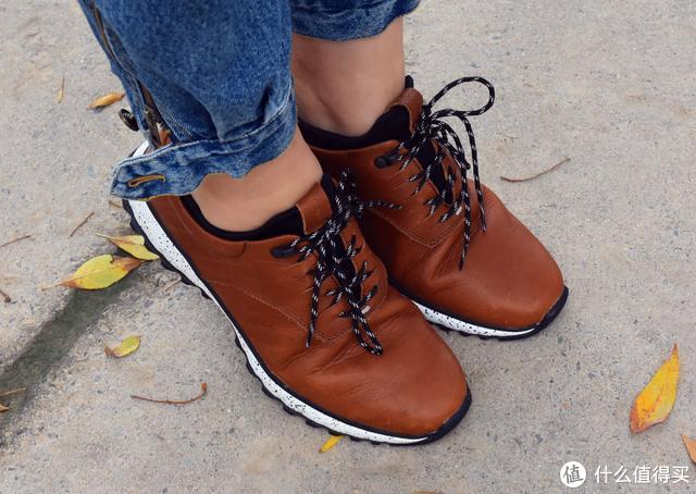 男性鞋柜必备的休闲鞋,七面户外缓震皮鞋上线小有米品