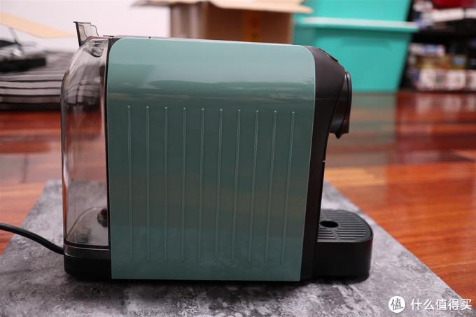 德原咖-——德国奇堡Tchibo Easy小易胶囊咖啡机小小体验