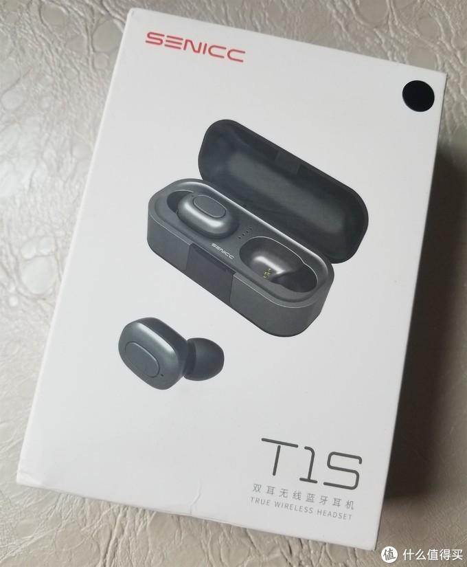 硕美科T1S真无线蓝牙耳机简评