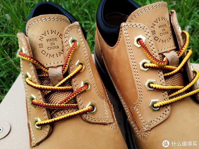 面面俱到-七面头层牛皮工装鞋体验