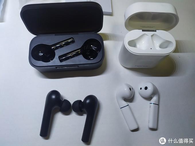 真无线蓝牙耳机QCY  T5开箱体验