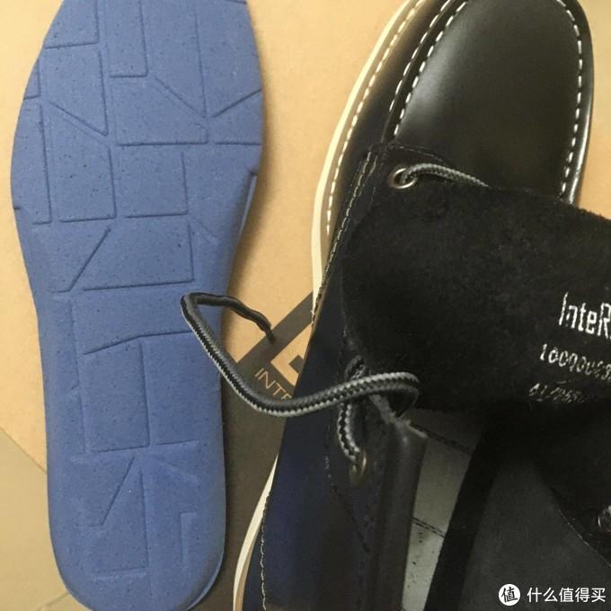 史低129购入的InteRight 男士哈雷工装靴晒单