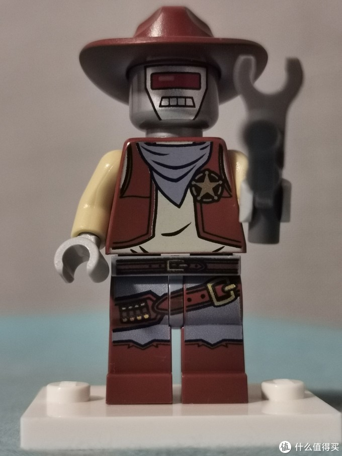 机器人牛仔?