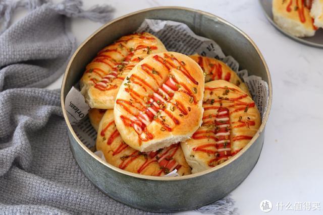 孩子最爱吃这款面包,用料十足、咸甜适中,是营养早餐的不二之选