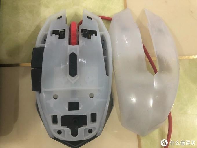 用汽油还是酒精?达文西之溶解粘手的类肤材质鼠标清理方法测试