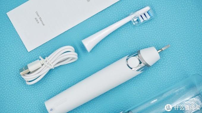 扉乐F1电动牙刷,你的口腔护理小助手!