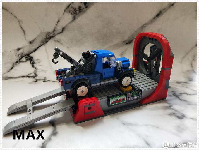 乐拼积木28005(法拉利 FXX K 与研发中心)-------虚测评