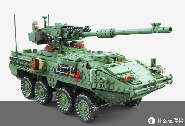 斯崔克轮式火炮