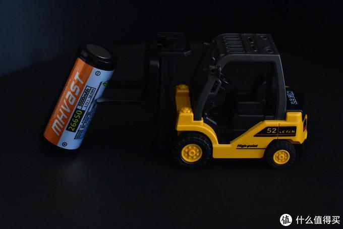 MHVAST迈偲特TS35远射手电开箱