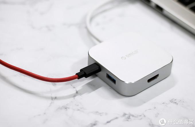 PD快充、HDMI想要的接口基本齐了,奥睿科Type-C扩展坞测评