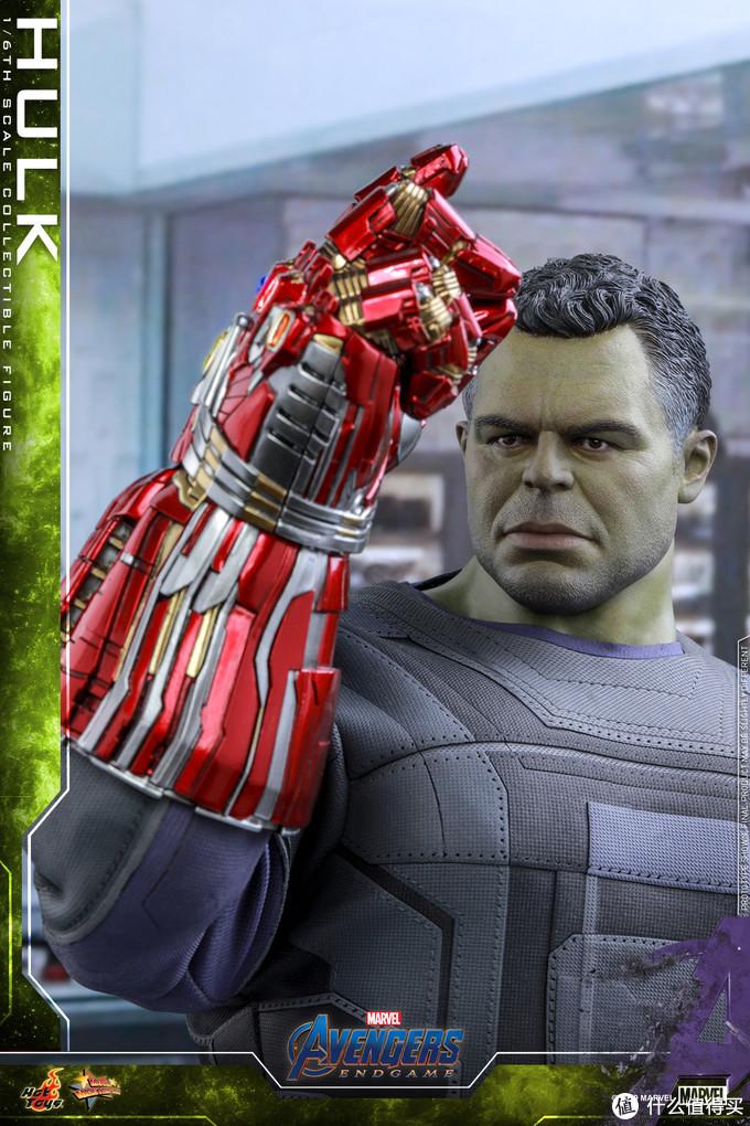玩模总动员:HT《复仇者联盟4》胖雷神及浩克人偶公开