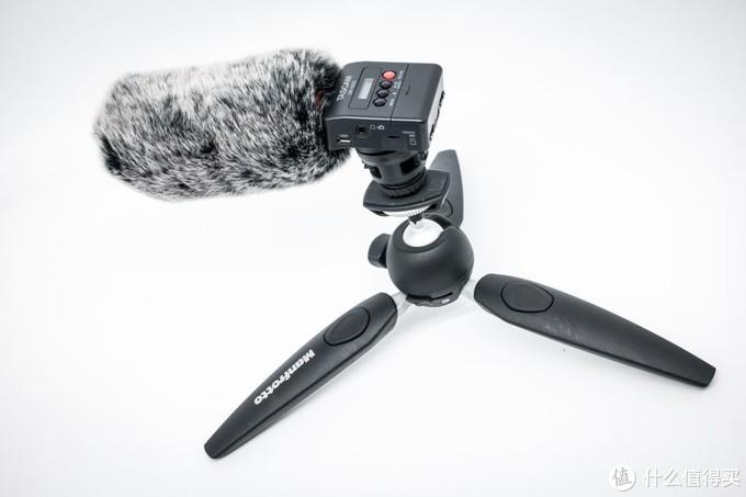 最适合Vlog创作者的枪式麦克风TASCAM DR-10SG开箱测评
