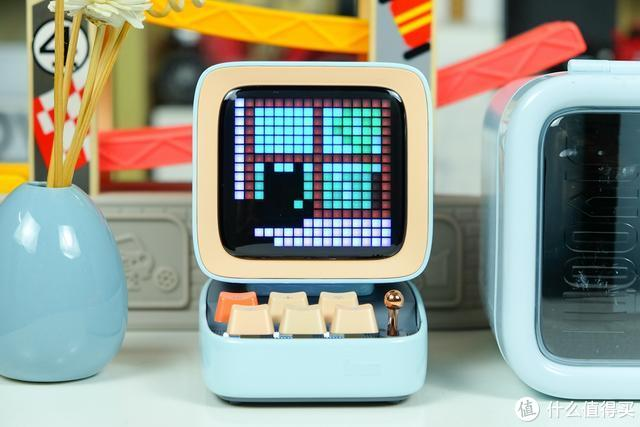 DIVOOM DITOO蓝牙音箱体验:集复古未来科技感,唤醒80后童年回忆