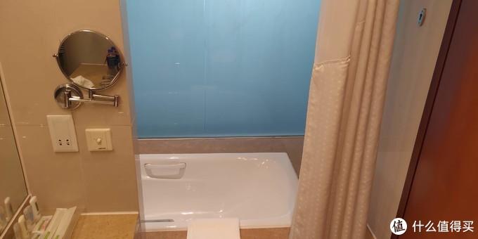 卫生间的设计非常老式
