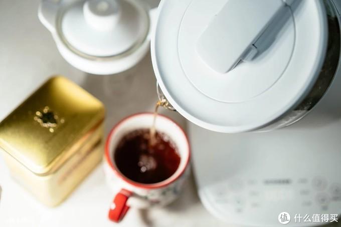 朋克养生?不如好好泡杯菊花枸杞茶——圈厨养生壶开箱