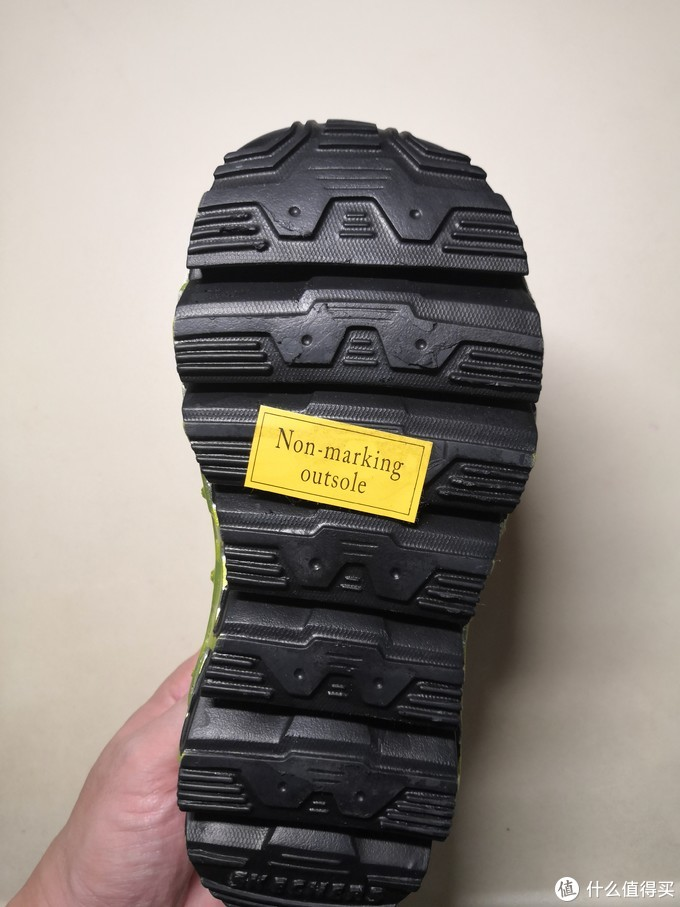 鞋底,还是非损伤木地板鞋底。
