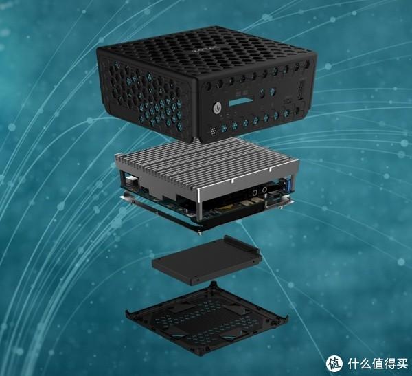 软路由/HTPC利器:ZOTAC 索泰 推出 新款 ZBOX CI329 Nano 迷你主机