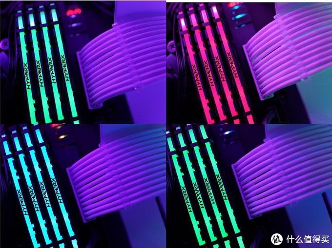 HyperX掠食者4000频率8G*4内存超频性能体验