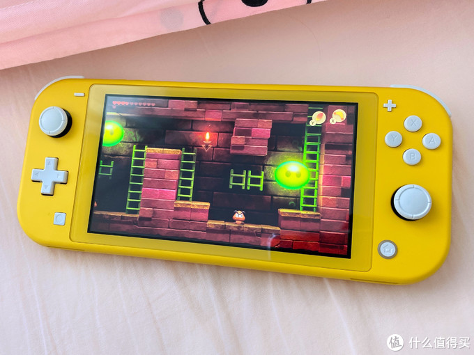 一起唤醒风之鱼!Switch Lite上手&《塞尔达传说:织梦岛》游戏体验