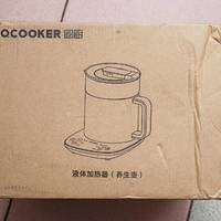 圈厨多功能养生壶图片展示(手柄|壶盖|内胆|开关|指示灯)
