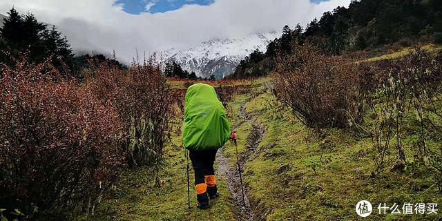 康定莲花雪山穿越