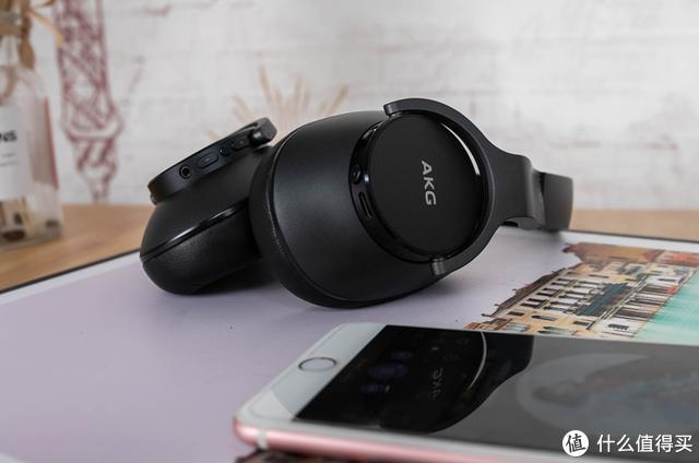 AKG又出新品耳机:AKG N700NCM2 主动降噪无线蓝牙耳机,专治挑剔的耳朵!