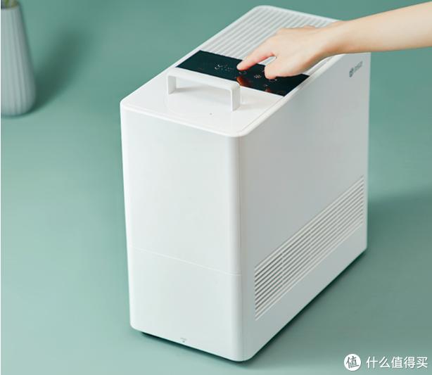 无雾加湿、可自动调整适宜湿度:352 推出 Skin自然蒸发式加湿器