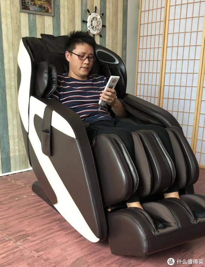 荣泰RT6812按摩椅评测:爽到停不下来