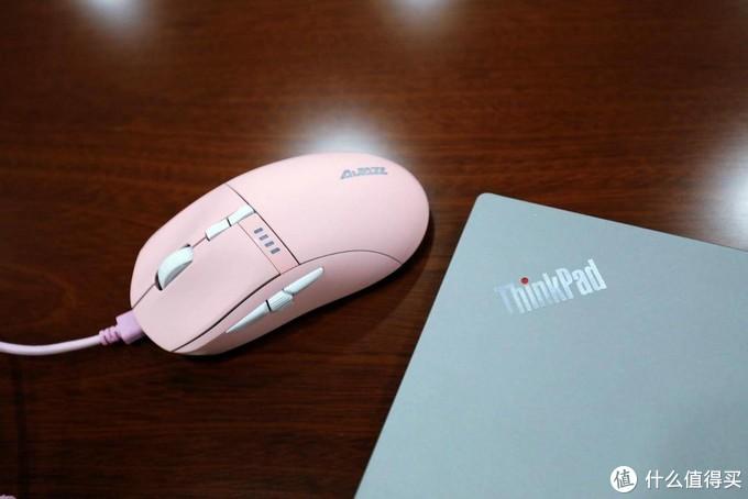 送给老婆的电竞鼠标 黑爵i305 Pro双模鼠标开箱