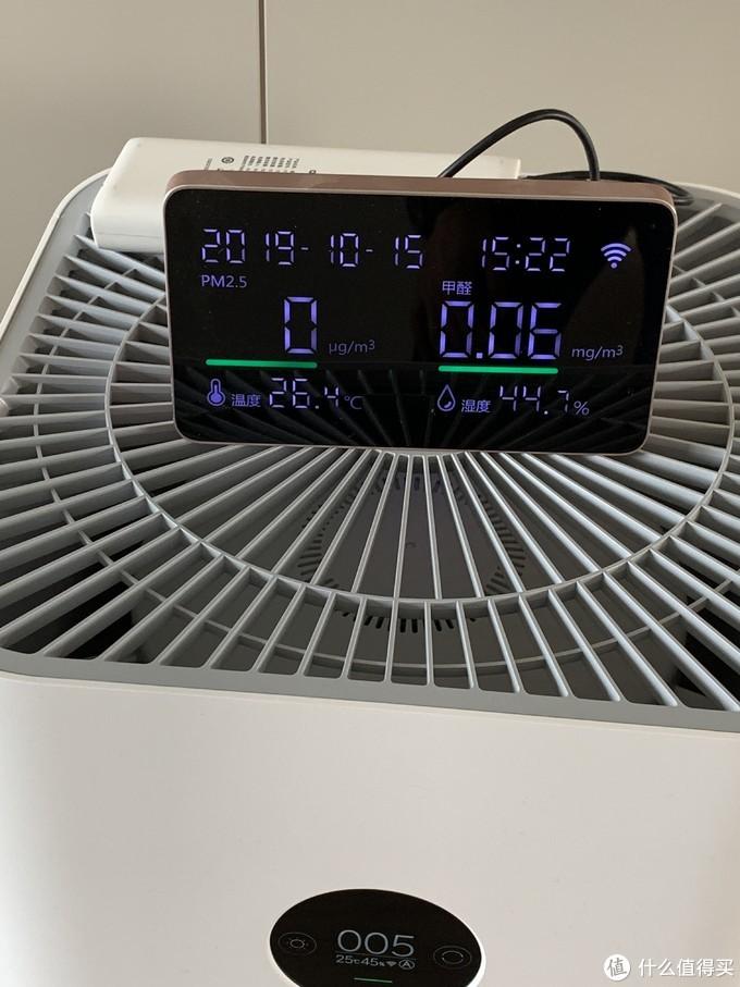 是时候展现真正的技术了:米家 空气净化器Pro H雾霾来临前的使用评测!